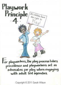 Playwork Principle 4 Colour