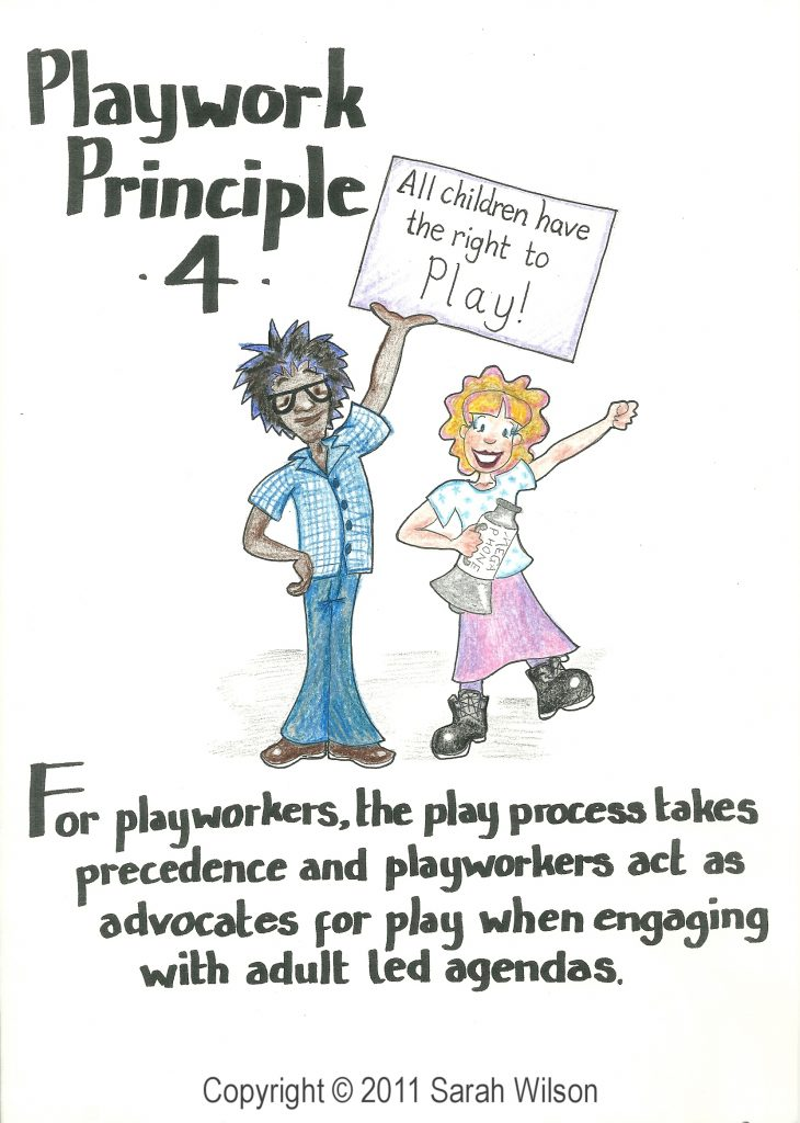 understand playwork principles The diploma in playwork cache level 3 (rqf) (nvq) will give you the skills, knowledge and understanding required to be a playworker at level 3 based on the national occupational standards.