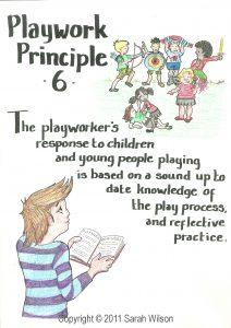 Playwork Principle 6 Colour