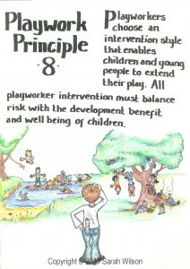 Playwork Principle 8 Colour